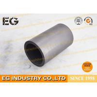 China High Purity Polished Carbon Graphite Crucible Melting Refining Tool With Fine Matrix Design on sale