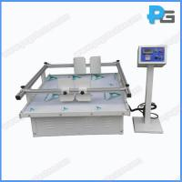 Buy cheap Simulation Transport Package Test Machine product