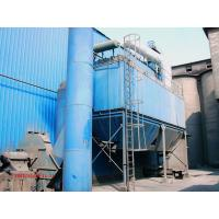 Buy cheap High Efficient Pulse Jet Bag Filter Of Industrial Baghouse Filtration System product