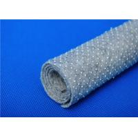 Buy cheap Anti Bacteria Felt Underlay / Nonwoven Fabric Base Cloth with Dots product