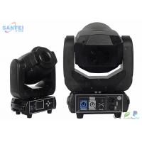 Buy cheap Custom IP20 90W LED Spot Moving Head Light / LED Gobo Spot Light with 18 ° Beam Angle product
