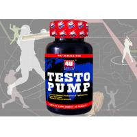 P6 EXTRA Testopump Muscle Gain Supplements For Muscle Growth 90 Tablets