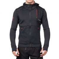 China 2MM Premium Neoprene Mens Smug Fit Hoodie Jacket For Different Water Sports on sale