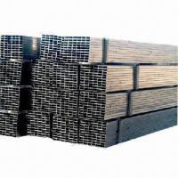 Square Steel Pipes with Cold Drawn and Cold-/Hot-rolled, Measures 21.3 to 1020mm