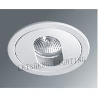 China White Aluminum Professional MR16 12V 50W Ceiling Mount Light Fixtures For Shopping Malls wholesale