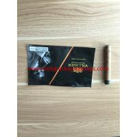 Buy cheap Zipper Resealable Bags For Cigars / Zipper Resealable Pouches For Cigars / Cigar Packaging Wraps product
