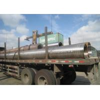 Buy cheap High Pressure Boiler Hot Rolled Steel Pipe High Tensile Strength 48'' Large OD product