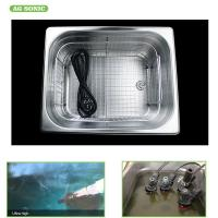 Buy cheap Large Capacity 30L Industrial Ultrasonic Cleaner For Carburetors / Pistons Cleaning product