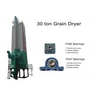 Easy Operation Mechanical Corn Dryer , 30 Ton Rice Paddy Dryer For Farm