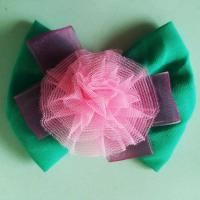 Buy cheap Head Decoration Toddler Flower Girl Hair Accessories For St. Patrick'S Day Party product
