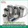 Buy cheap air conditioner oil type aluminium case film ac capacitor CBB65 10uf 450VAC low from wholesalers