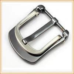 Buy cheap Hebillas de encargo de los accesorios de la correa del Pin de la hebilla del cinturón de la aleación del cinc para las correas GLT-15000 product