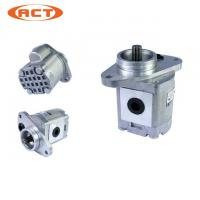 Buy cheap Hydraulic Pilot Pump Assy Gear Pump Assembly 4255303 For Excavator Spare Parts from wholesalers