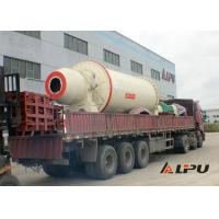 Buy cheap Wet Grinding Ball Mill Equipment , Energy Saving Industrial Grinding Mill Machine product