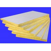 Buy cheap Exterior Wall Thermal Insulated Rock Wool Insulation Board Sound and Heat Insulation Materials product