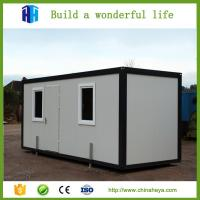 Buy cheap Used office container modern box type house mobile hotel for sale product