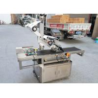 Buy cheap Carton Paper Tag Paging Label Applicator Machine Low Energy Consumption product