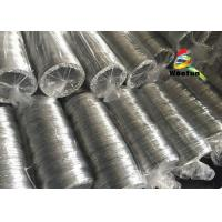 China Heat Resistant Aluminum Foil Ducting Low Pressure For Engine Construction wholesale