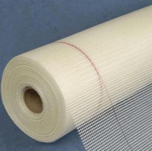 Buy cheap Fiberglass Mesh for Stucco-Fiberglass Cloth Rolls product