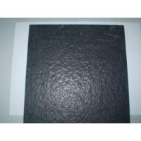 Buy cheap Natural Chinese Antiqued Black Basalt product