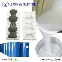 China Liquid rtv-2 silicone mold making rubber Free Sample Available on sale
