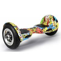 China Most Popular 10 Inch Electric Scooter Battery Operated Skateboard For Supermarket / Warehouse wholesale