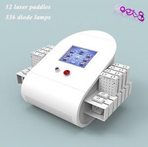 Buy cheap Clinic Lipolaser Slimming Machine, Laser Lipo lipo Fat Loss with 336 Mitsubishi Diodes product