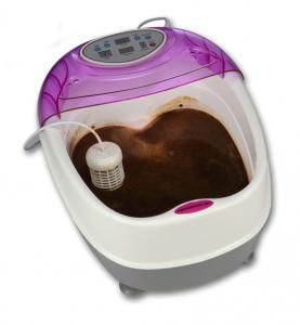 China Ionic detox foot bath, detox spa machine, foot spa detox, ion foot spa factory on sale