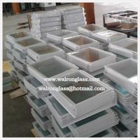 Temered toughened glass panel for refrigerator for 1750 high shower door