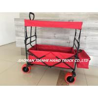 Buy cheap Heavy Duty Garden tool Cart foldable garden carts and wagons product