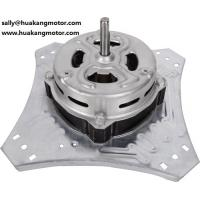 Buy cheap 4 Pole AC Electric Samsung Washing Machine Motor Parts with Low Noise HK-318T product