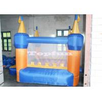 Buy cheap Domestic / Commercial Bounce Houses Of PVC Coated 210D Nylon Fabric product