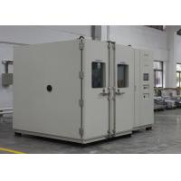 Buy cheap Walk-in Modular Laboratory Test Equipment / Accelerated Aging Test Burn In Room product