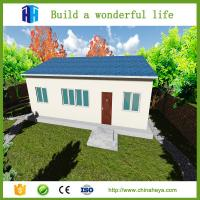 Quality low cost light steel prefab house kits prefabricated in South Africa for sale