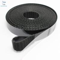 Buy cheap Hot Melt Glue Self Adhesive Hook And Loop Tape Customized Size / Color product
