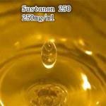 Buy cheap ボディービルをやることのための筋肉成長のステロイドのOmnadrenテストSustanon 250の原料の薄黄色の液体は改良します product