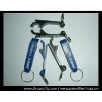 Buy cheap Promotional plastic beer bottle opener with key ring product