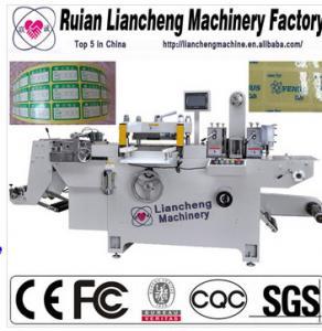 China Liancheng New manual die cutting machine/die cutting machine price/die cutting machine wholesale