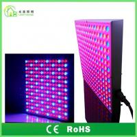 Indoor Greenhouse LED Grow Panel Light 45W For Flowers / Plastic Material