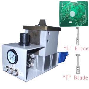 Buy cheap Пневматическое одиночное место включения платы с печатным монтажом Nibbler PCB product