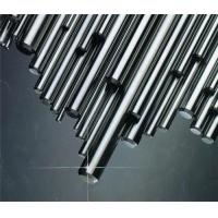 Buy cheap CK45 , ST52 , 20MnV6 Hard Chrome Plated Bar , Precision Shaft For Heavy Machine product