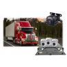 GPS移動式DVRのカメラ4チャネル、スクール バス移動式車DVRのレコーダー