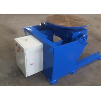 Buy cheap HB Tilting Pipe Welding Equipment Positioner For Automatic Pipe Circular Welding product