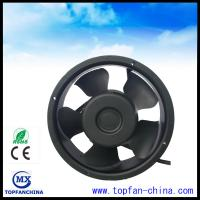 Buy cheap 7 Inch Dc Axial Fans / High Air Flow Low Niose Computer Cabinet Fan 172mm x 172mm x  51mm product