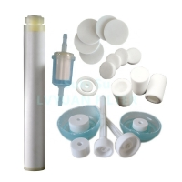 Buy cheap Sinter Porous PE Polyethylene Sparger filter for gas air filters diffuser from wholesalers