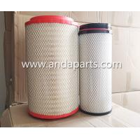 Buy cheap Good Quality Air Filter For FAW Truck 1109070-55A 1109060-55B product