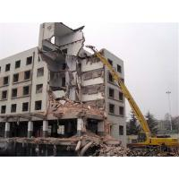 China High Rise Long Reach Demolition Boom for Komatsu PC400 Excavator on sale