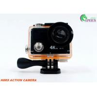 Underwater 30M Hd 1080p Action Camera H8RS With 2.4G WiFi Remote Control
