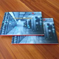 Buy cheap Printing Video Booklet, Booklet With Smart buttons / video business card from wholesalers