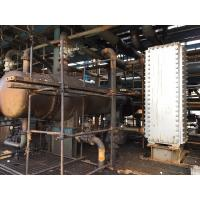 Buy cheap Fully - Welded Plate Block Type Heat Exchanger For Chemical Industries product
